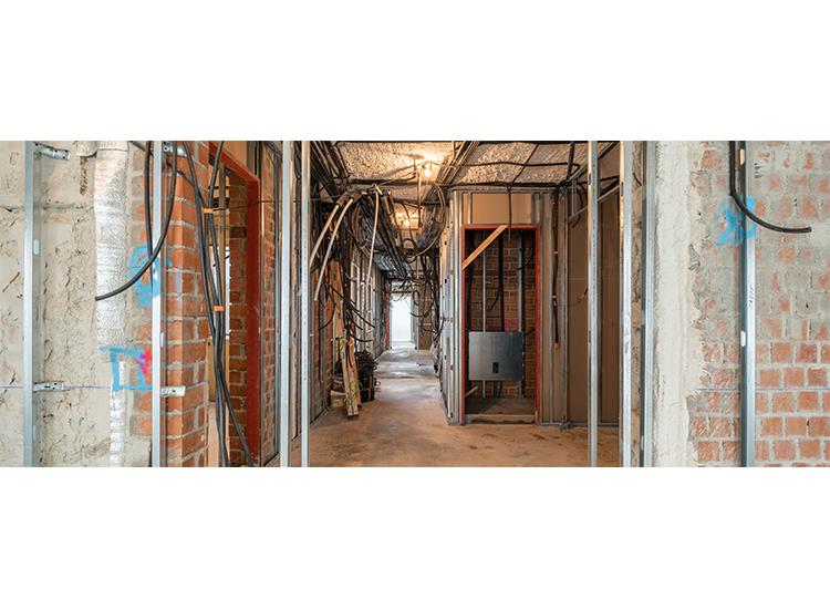 Rehabilitación integral de edificio de viviendas en el barrio de Los Jerónimos (10)