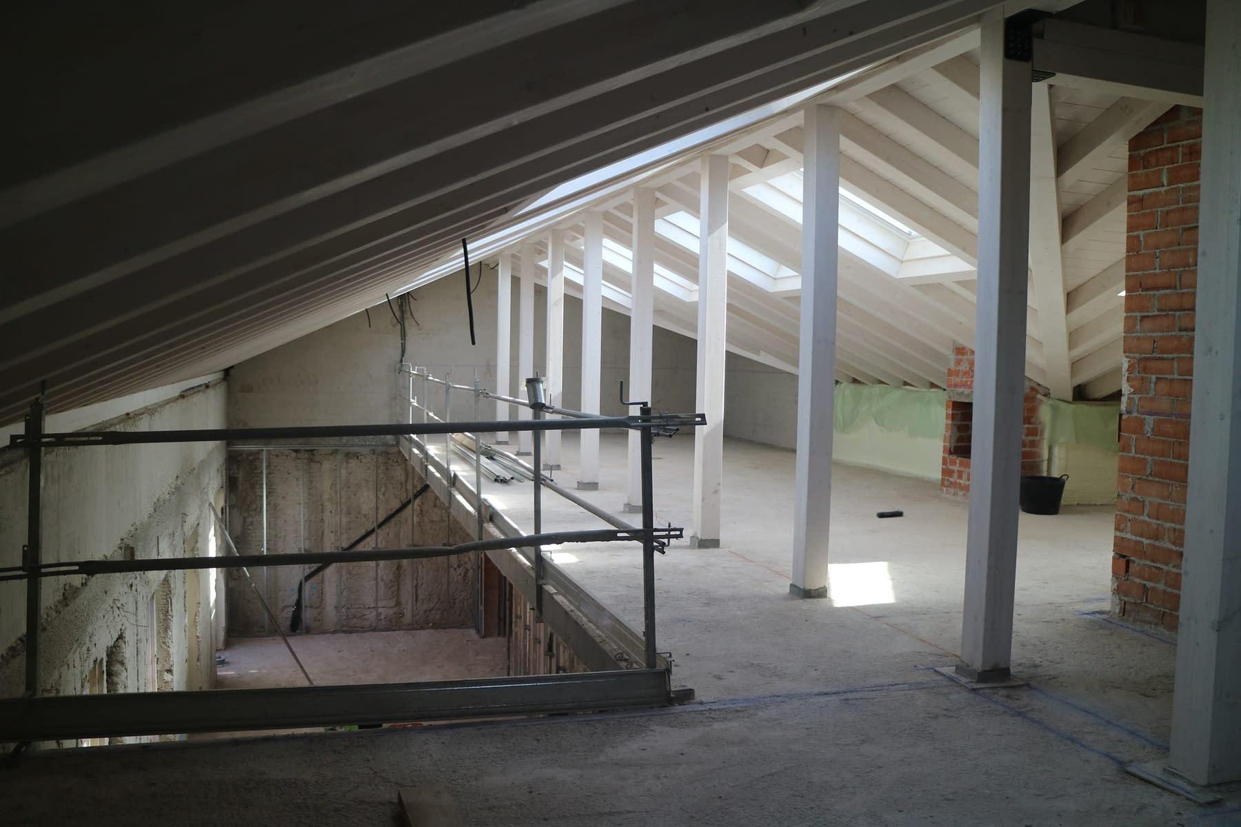 Rehabilitación integral edificio madrid Antonio Maura 8 (54)