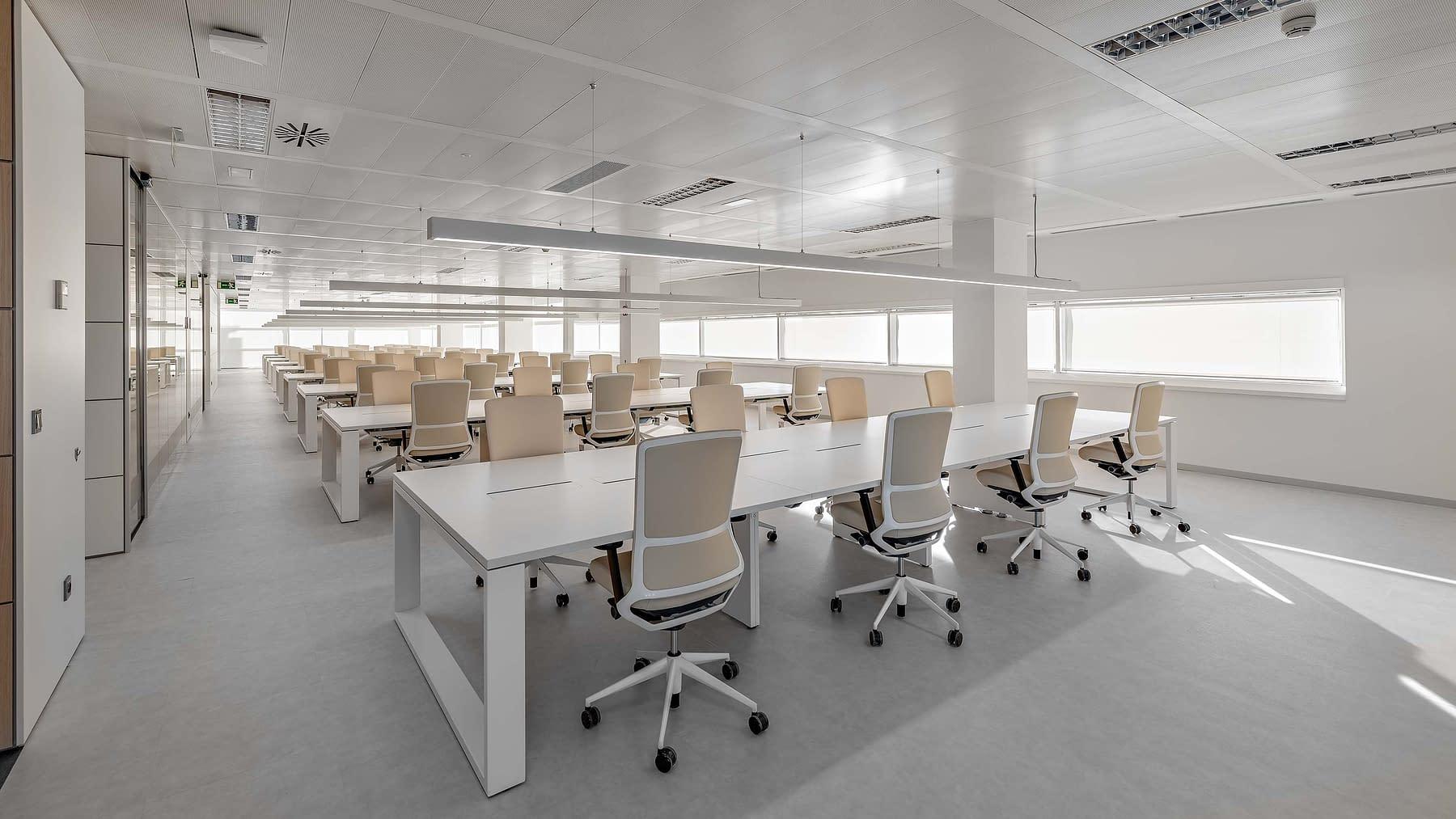 Reforma e implantación de oficinas en Madrid (3)