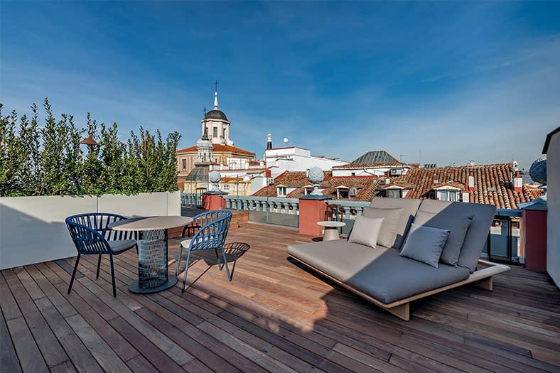 Rehabilitación integral de edificio en Hotel en Madrid 5