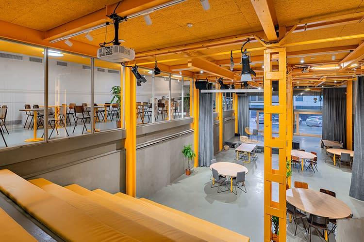 Diseño y reformas de oficina coworking (21)