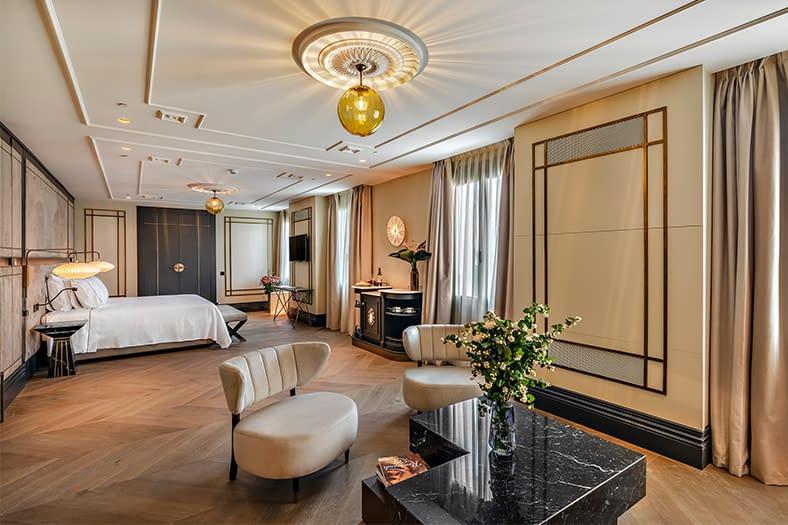 Rehabilitación integral de edificio en Hotel en Madrid 10