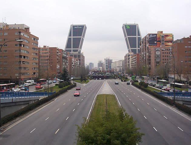 reforma integral, Reforma integral de vivienda en el centro de Madrid