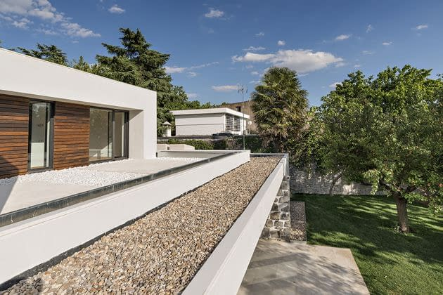 Complete Renovation of a single family home in the town of Aravaca near Madrid||