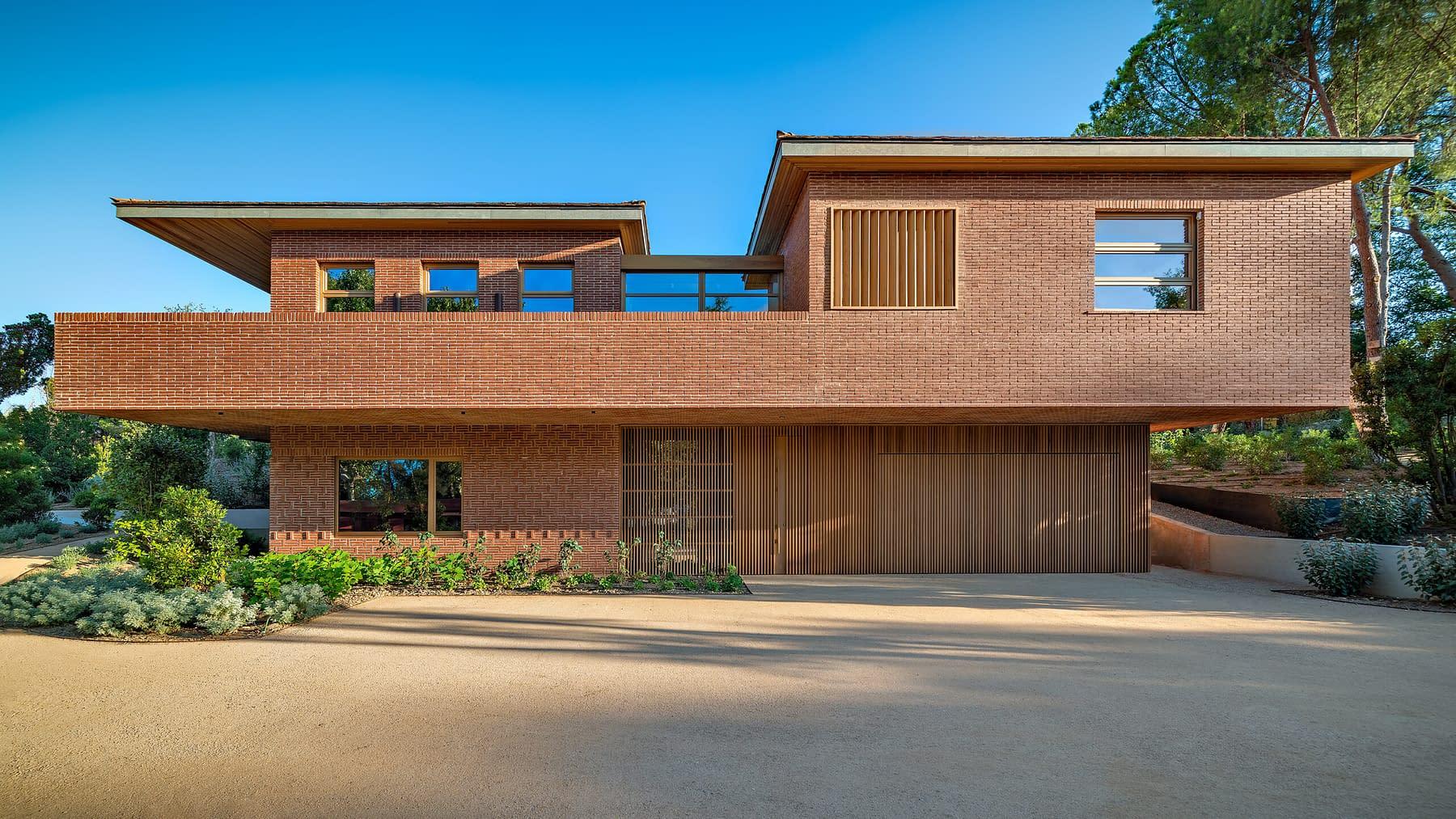 45. Construcción vivienda unifamiliar Pozuelo de Alarcón