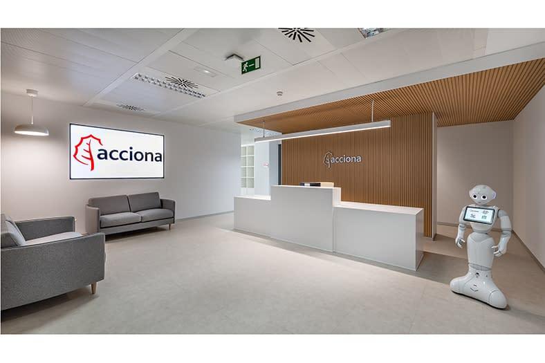 Diseño, reforma e implantación de oficinas en Madrid (1)