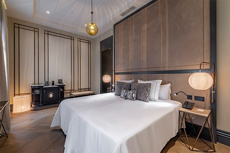 Rehabilitación integral de edificio en Hotel en Madrid 6