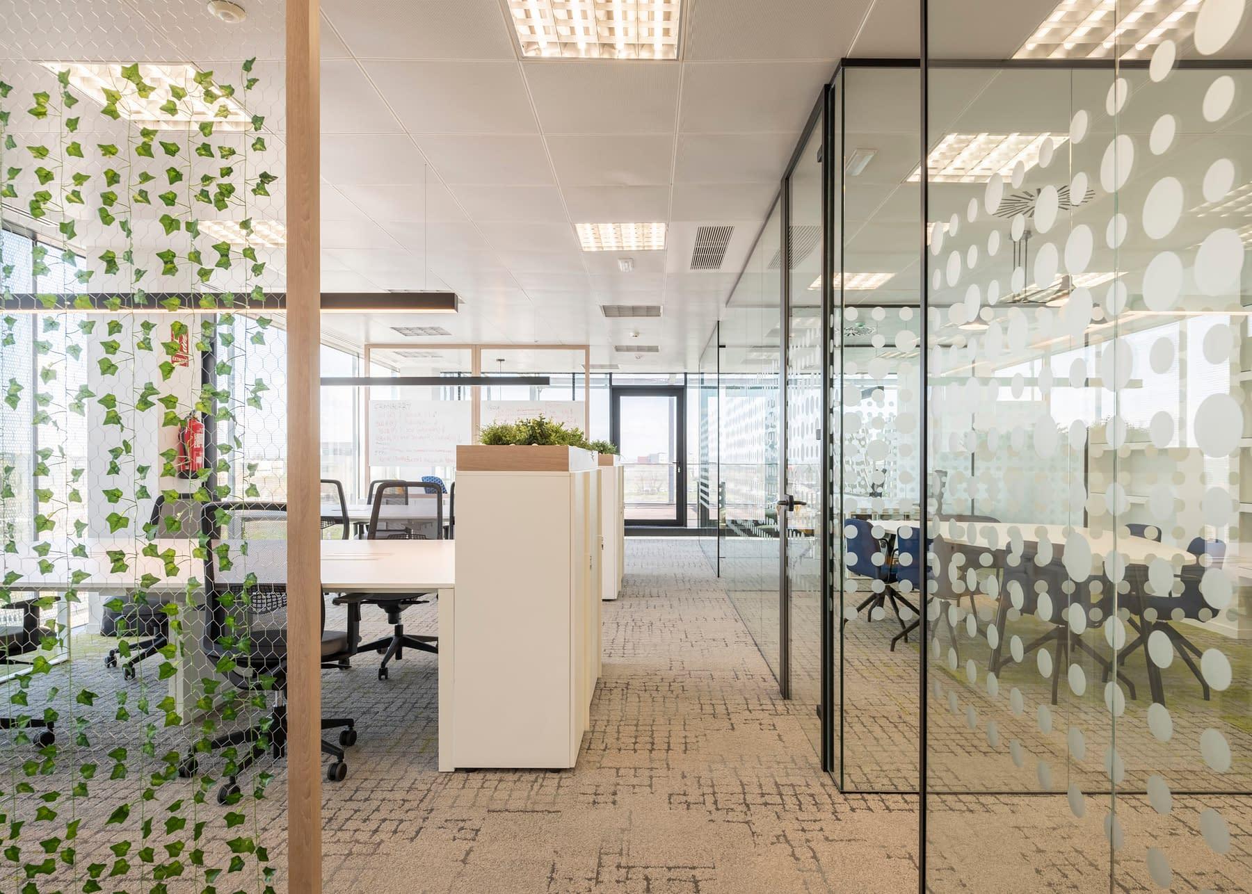 Diseño, reforma e implantación de oficina para empresa de materiales sanitarios en madrid (5)
