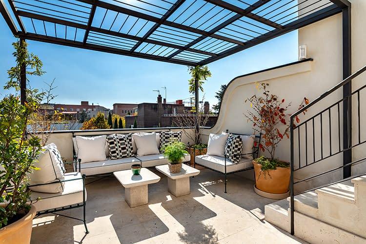 Construcción y reforma de vivienda unifamiliar de lujo en El Viso, Madrid (14)