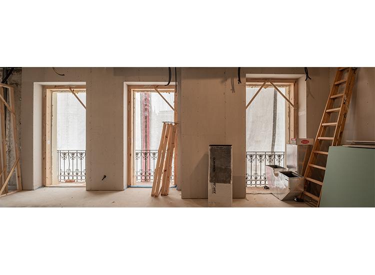 Rehabilitación integral de edificio de viviendas en el barrio de Los Jerónimos (5)