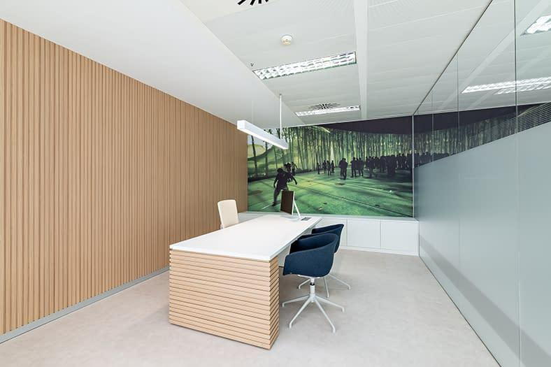 Diseño, reforma e implantación de oficinas en Madrid (2)